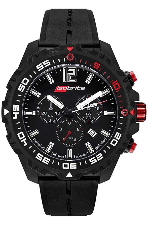 Isobrite Iso401 Tritium Watch Ronda 5040 D