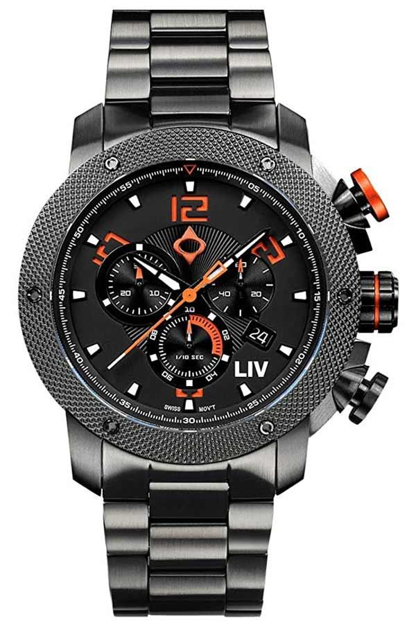 Liv Gx1 Bracelet Watch Ronda 5040 D