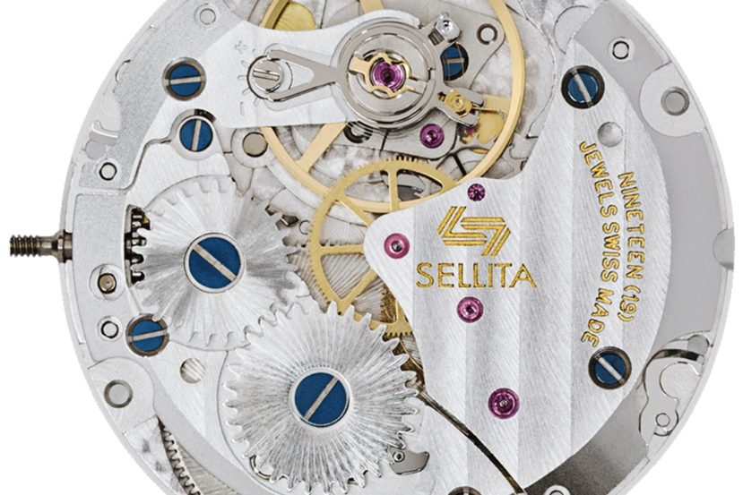 Sellita Caliber Sw215 1 Refined Finish
