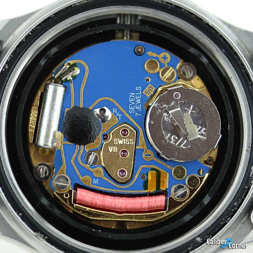 ETA caliber 956.112 ladies quartz watch movement