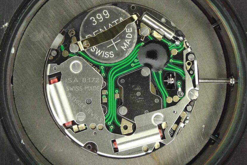 ISA 8172/220 Watch Caliber