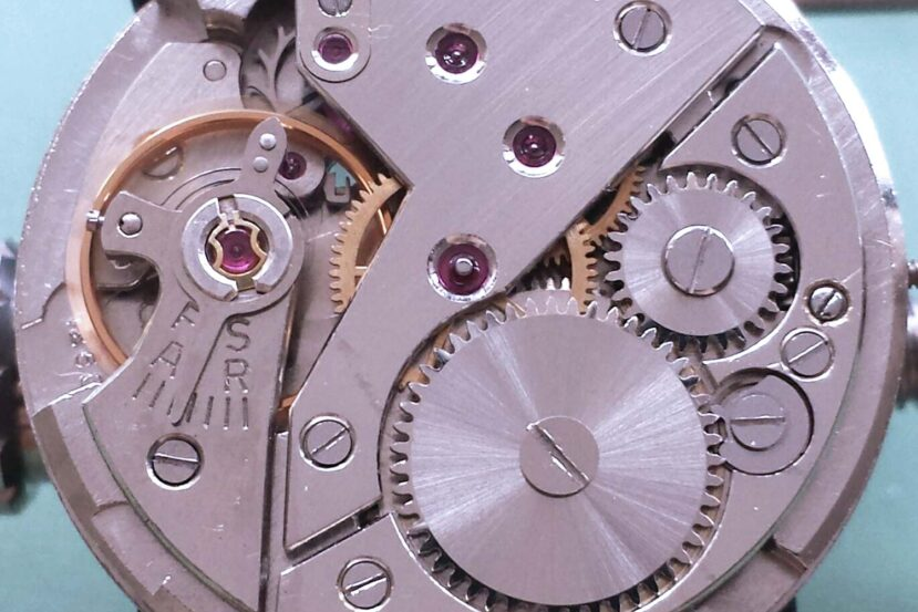 ETA caliber 1260 mechanical watch movement