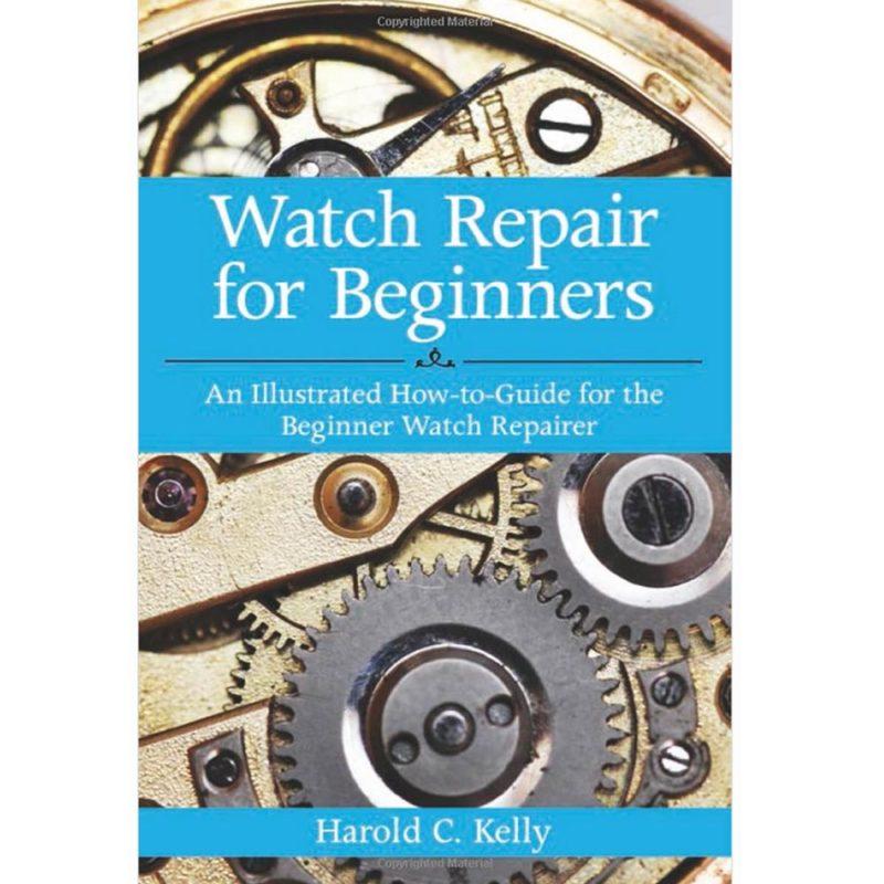 Watch Repair for Beginners Book