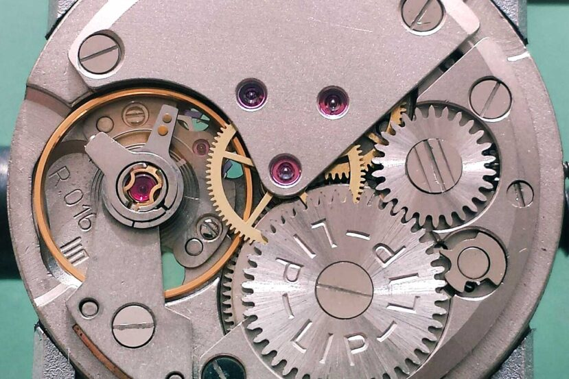 LIP Caliber R.016 Mechanical Watch Movement