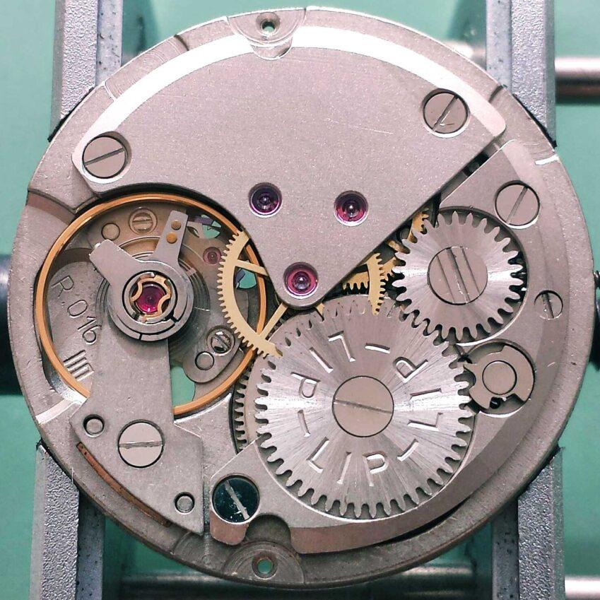 LIP Caliber R.016 Mechanical Watch Movement