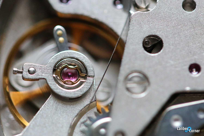 ETA / Valjoux caliber 7760 Balance Wheel