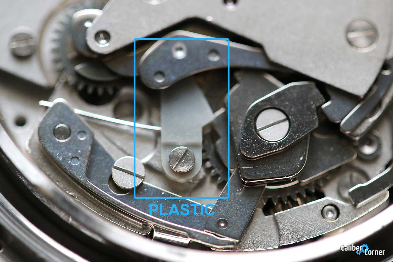 ETA / Valjoux caliber 7760 Plastic Parts