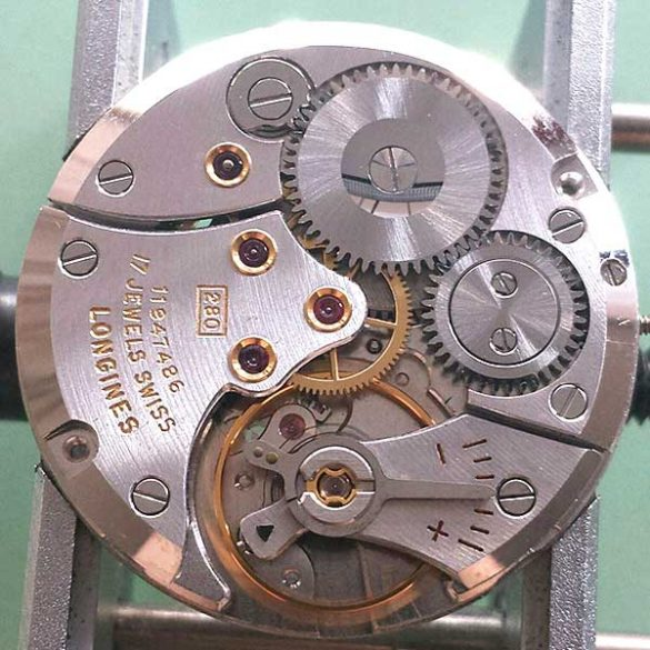 Longines caliber 280 watch movement