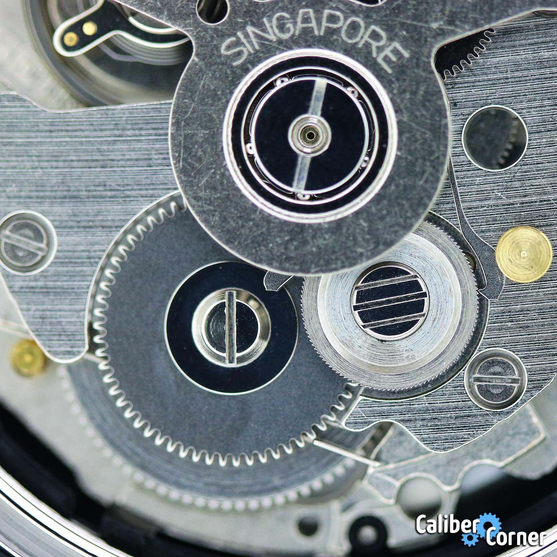Seiko Caliber 7s26a Macro Gears