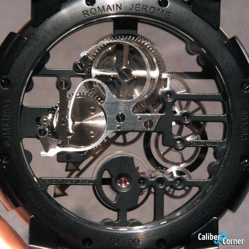 Romain Jerome caliber RJ004-M Skylab Movement
