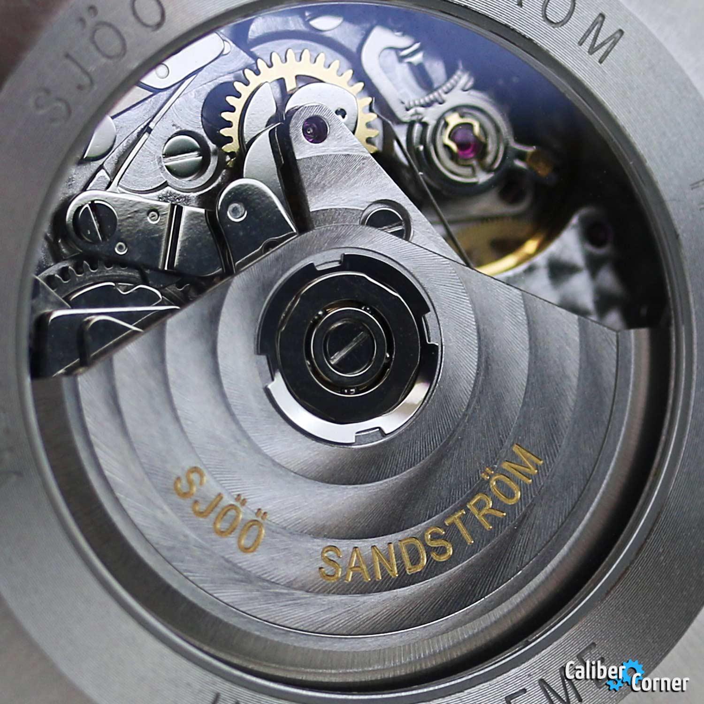 Sjoo Sandstrom caliber SS G4
