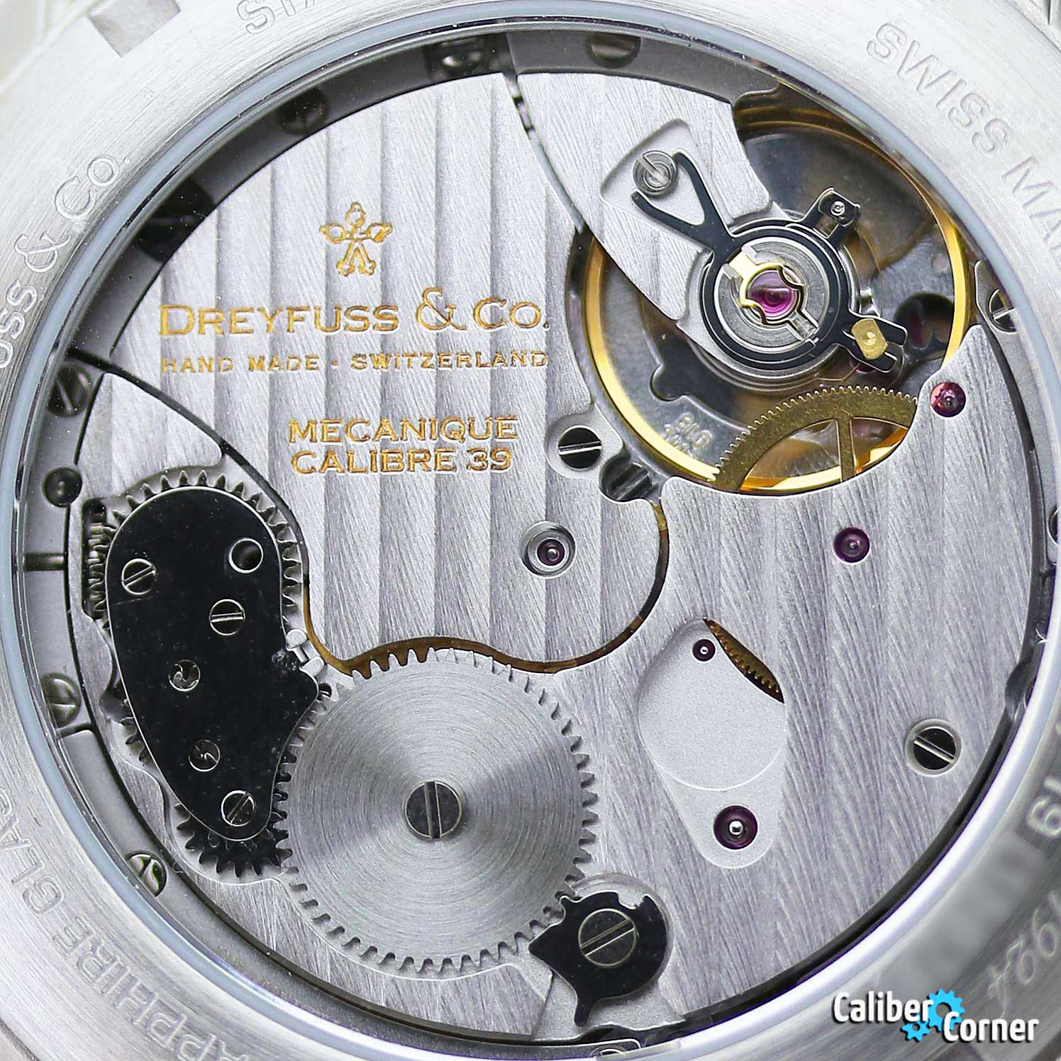 Eterna caliber 39