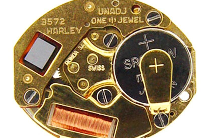 Harley Ronda caliber 3572