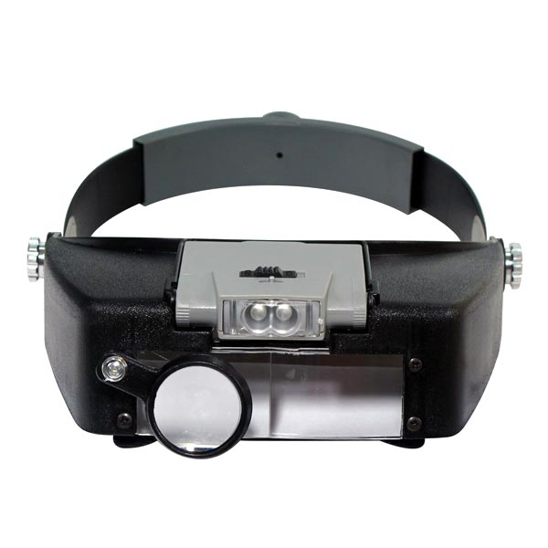 Lighted Loupe Magnifier