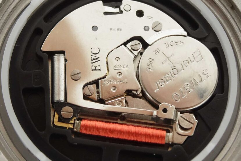 Ronda caliber 519 Quartz Movement Specs and Purchase Info