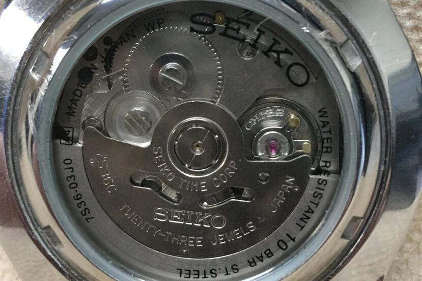 Seiko Caliber 7s36