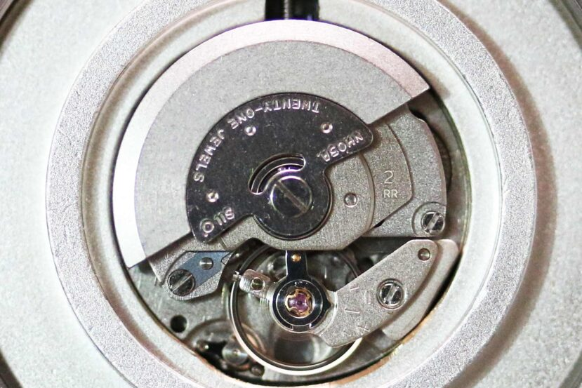 Seiko Caliber Nh05a Movement