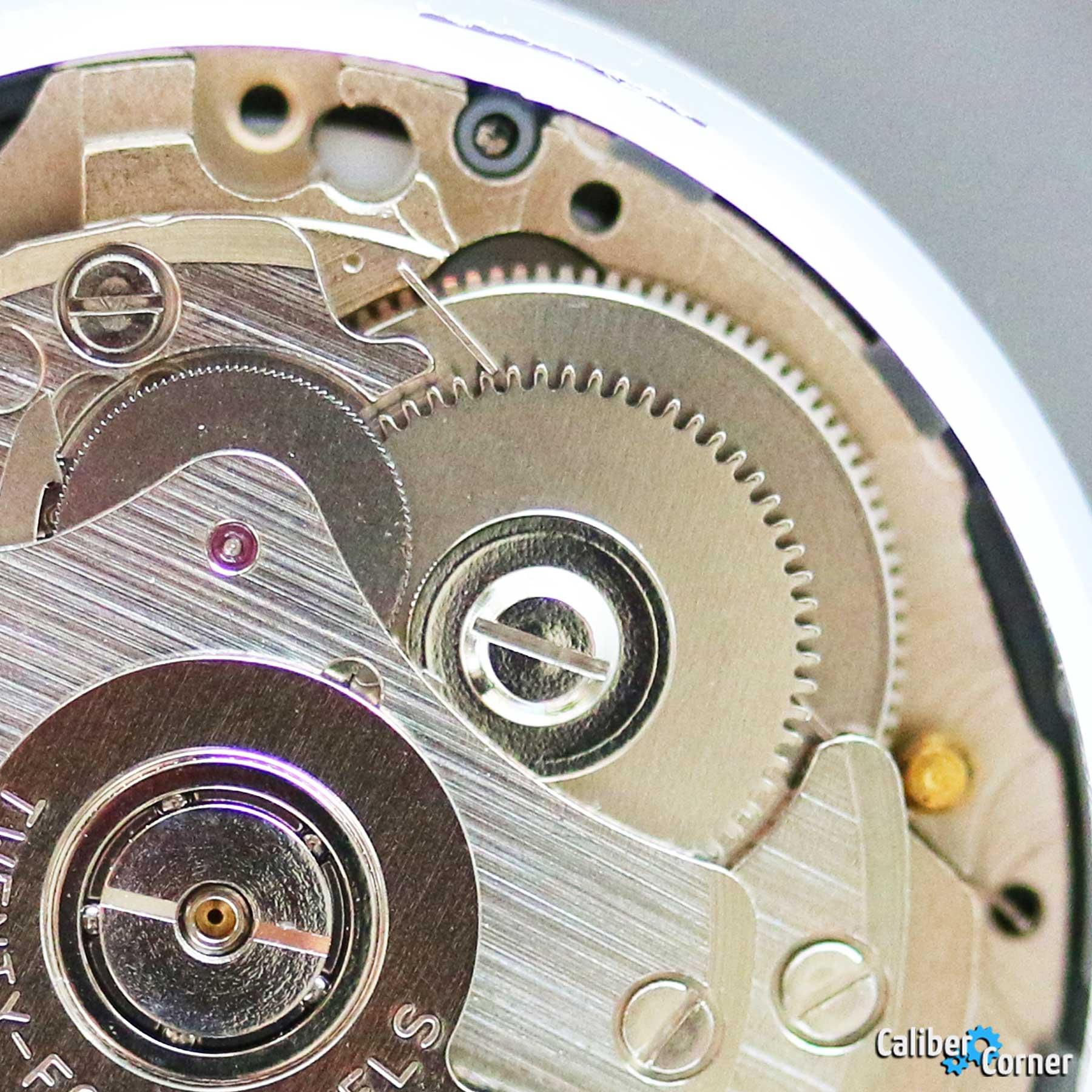 Seiko Nh37a Gears