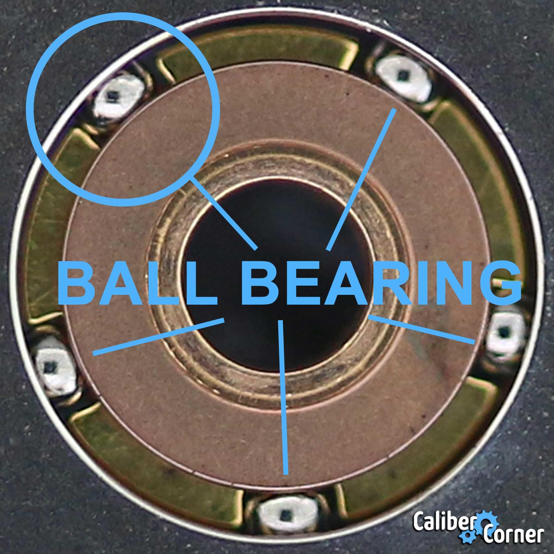 Ball Bearing Watch Rotors