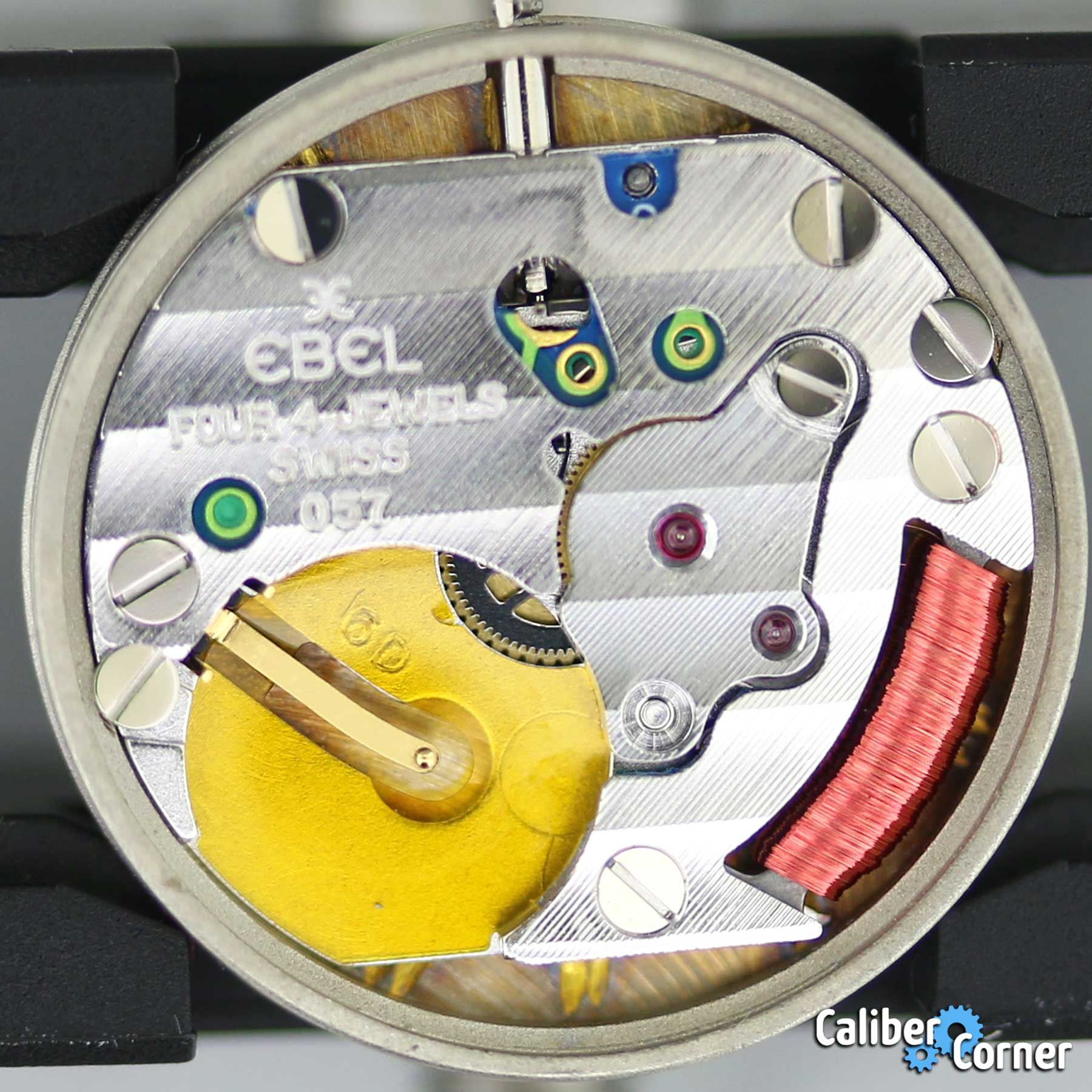 Ebel Caliber 057 Ladies