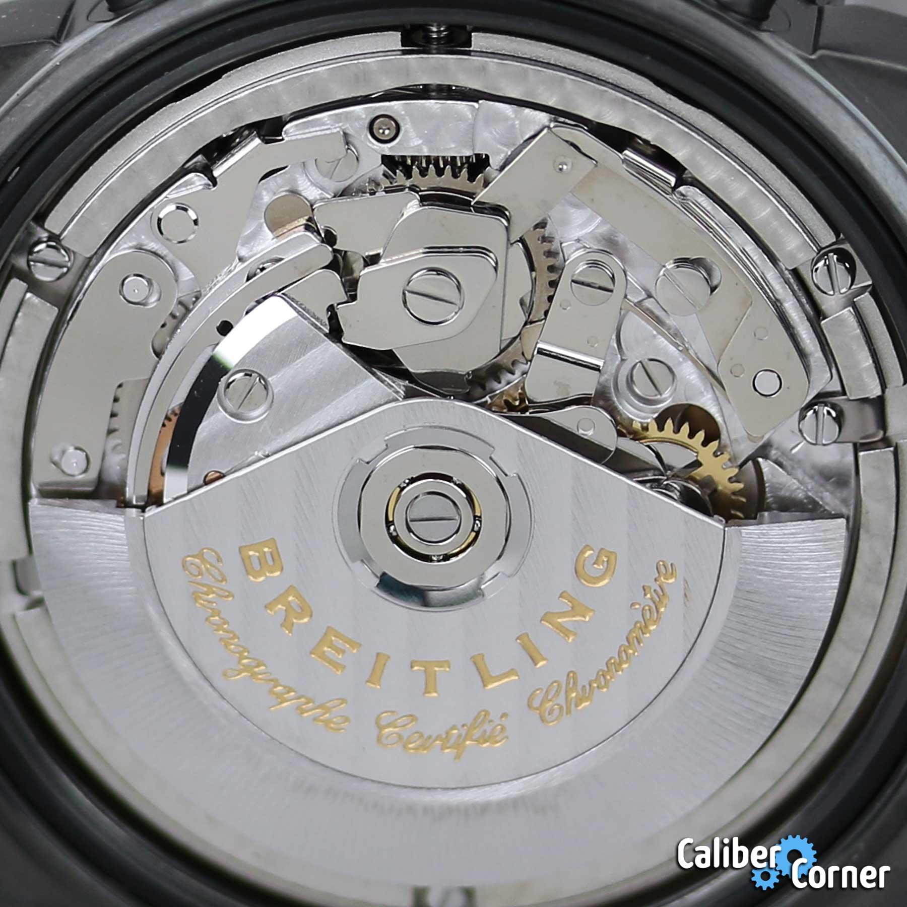 Eta Valjoux Caliber 7753 Breitling