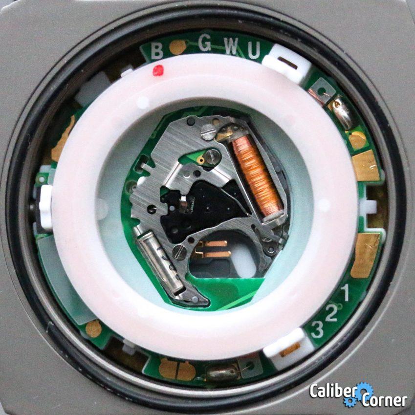 Elemex Caliber 8j81