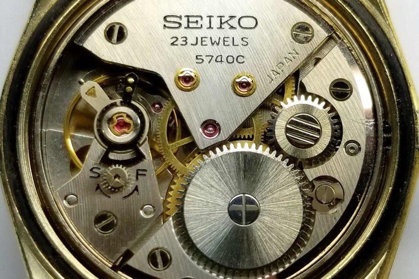 Seiko Caliber 5740