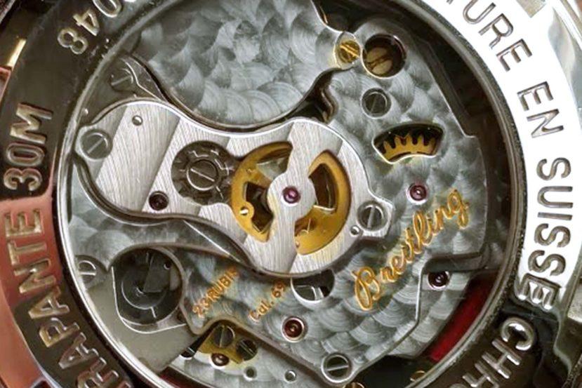 Breitling Cal 69