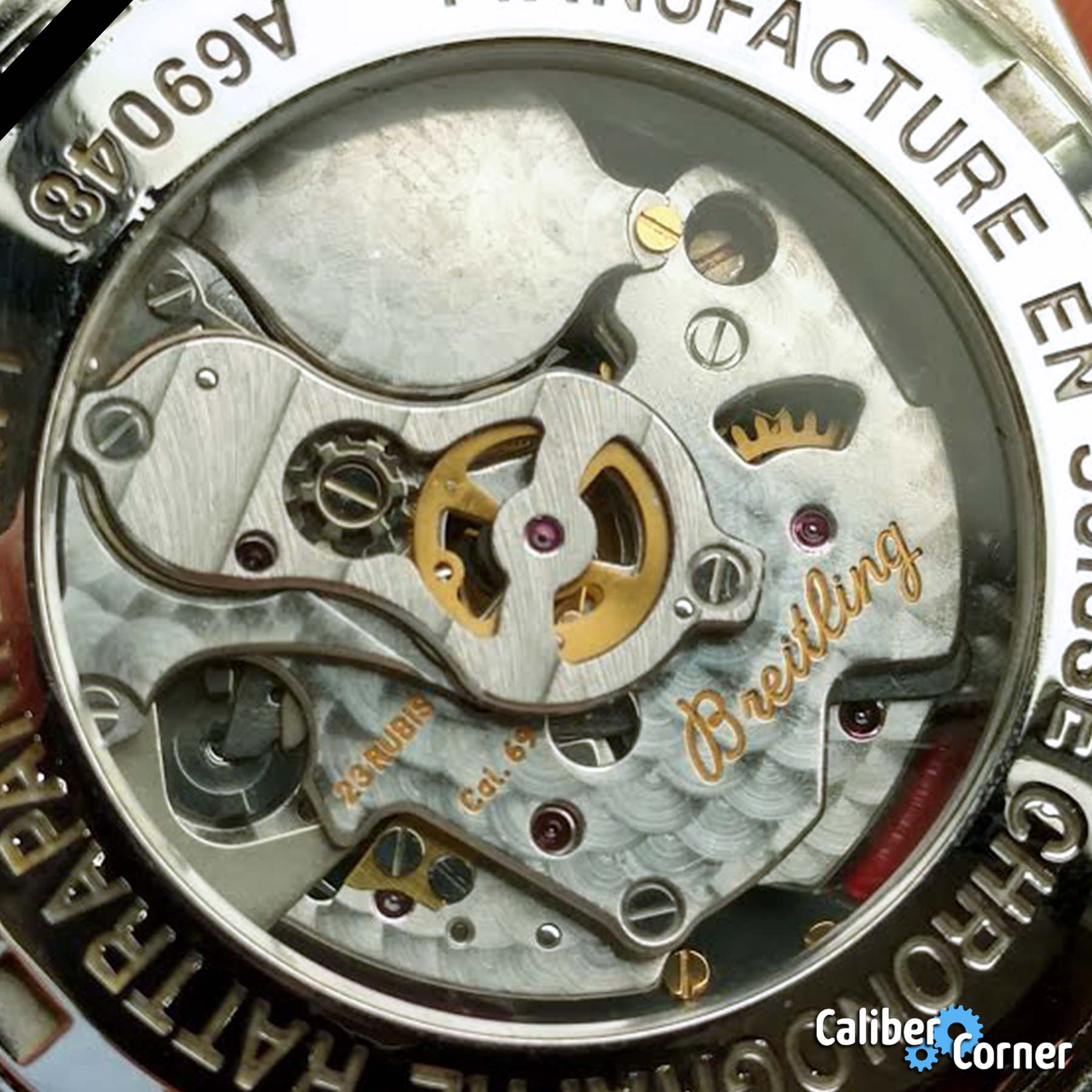 Breitling Cal 69 Movement