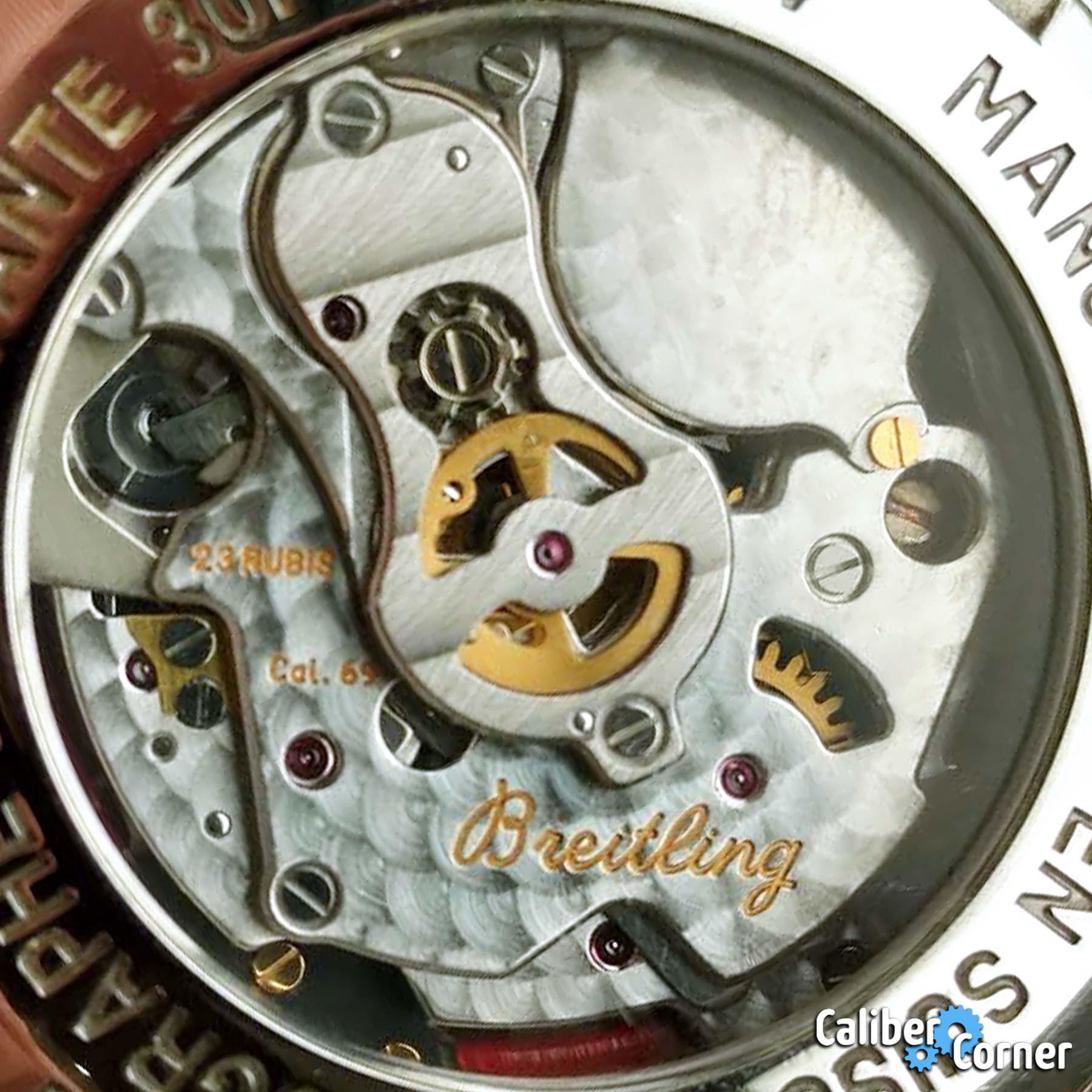 Breitling Caliber 69