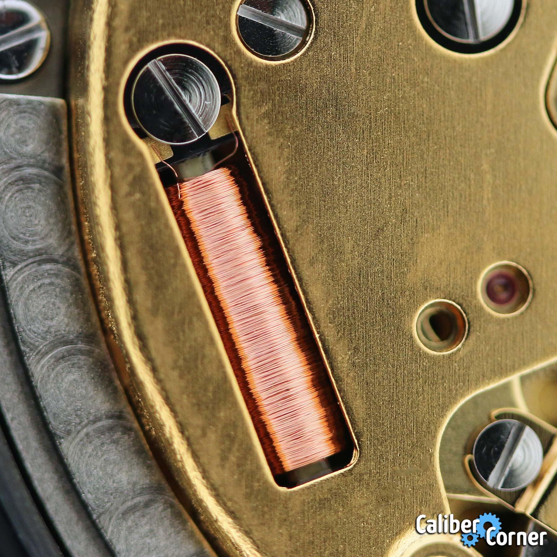 Breitling Caliber 73 Coil