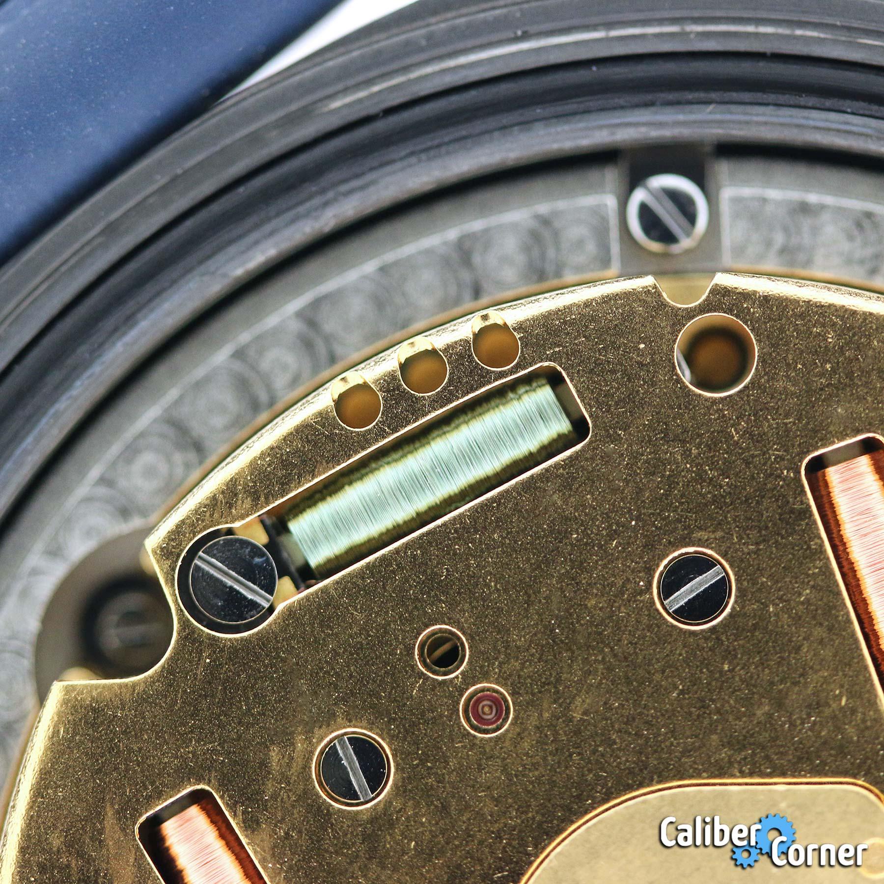 Breitling Caliber 73 Coils