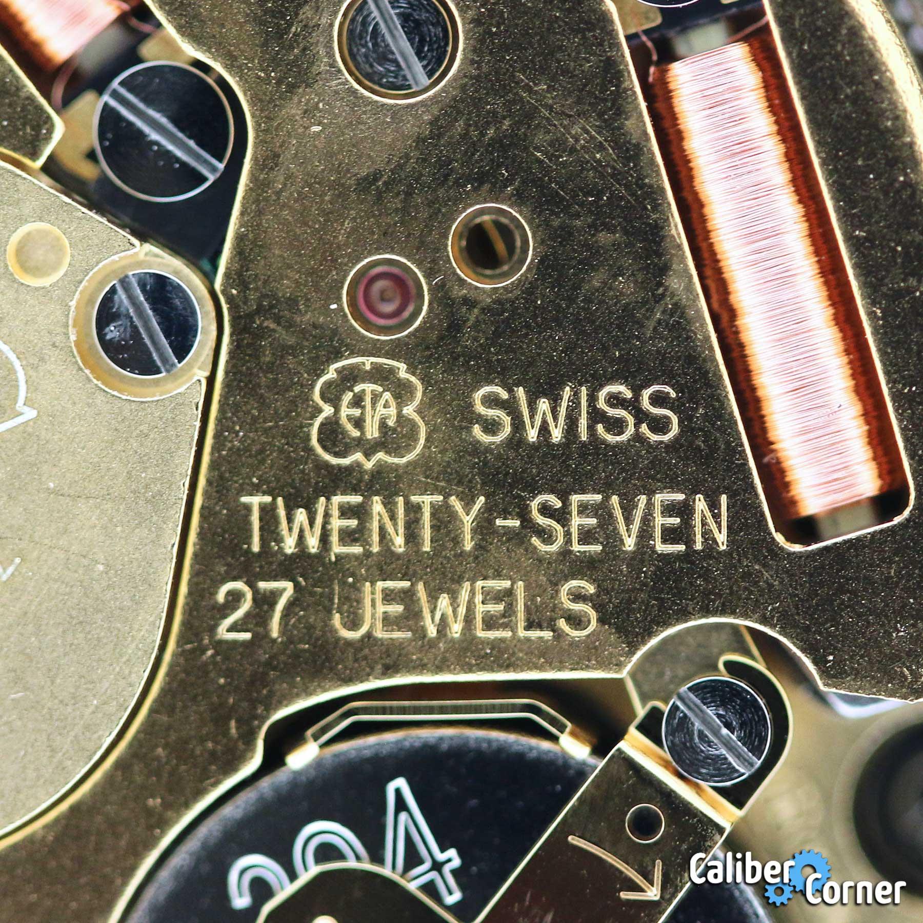 Breitling Caliber 73 Eta
