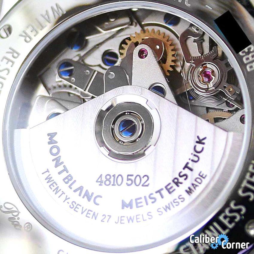 Montblanc Caliber 4810 502
