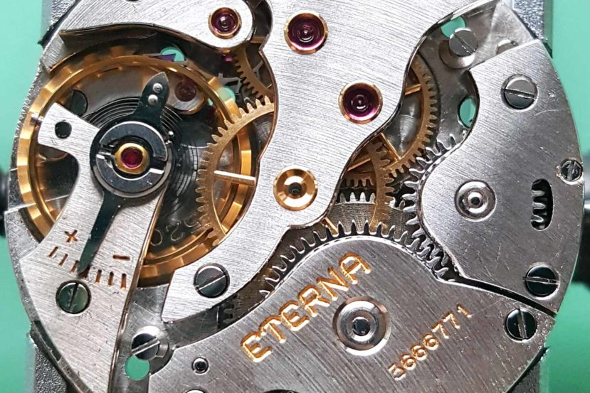 Eterna Caliber 520u