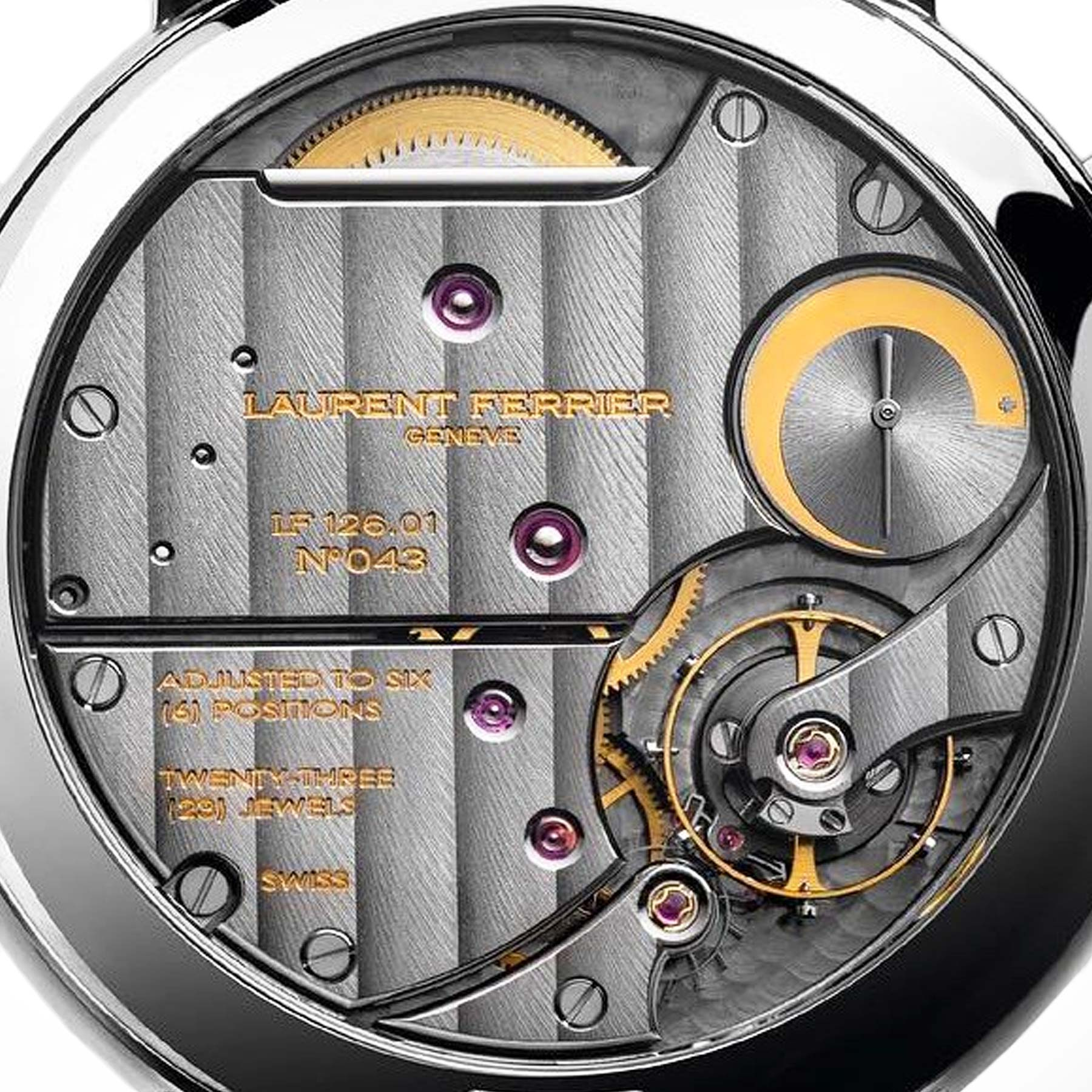 Laurent Ferrier Caliber Lf126 01