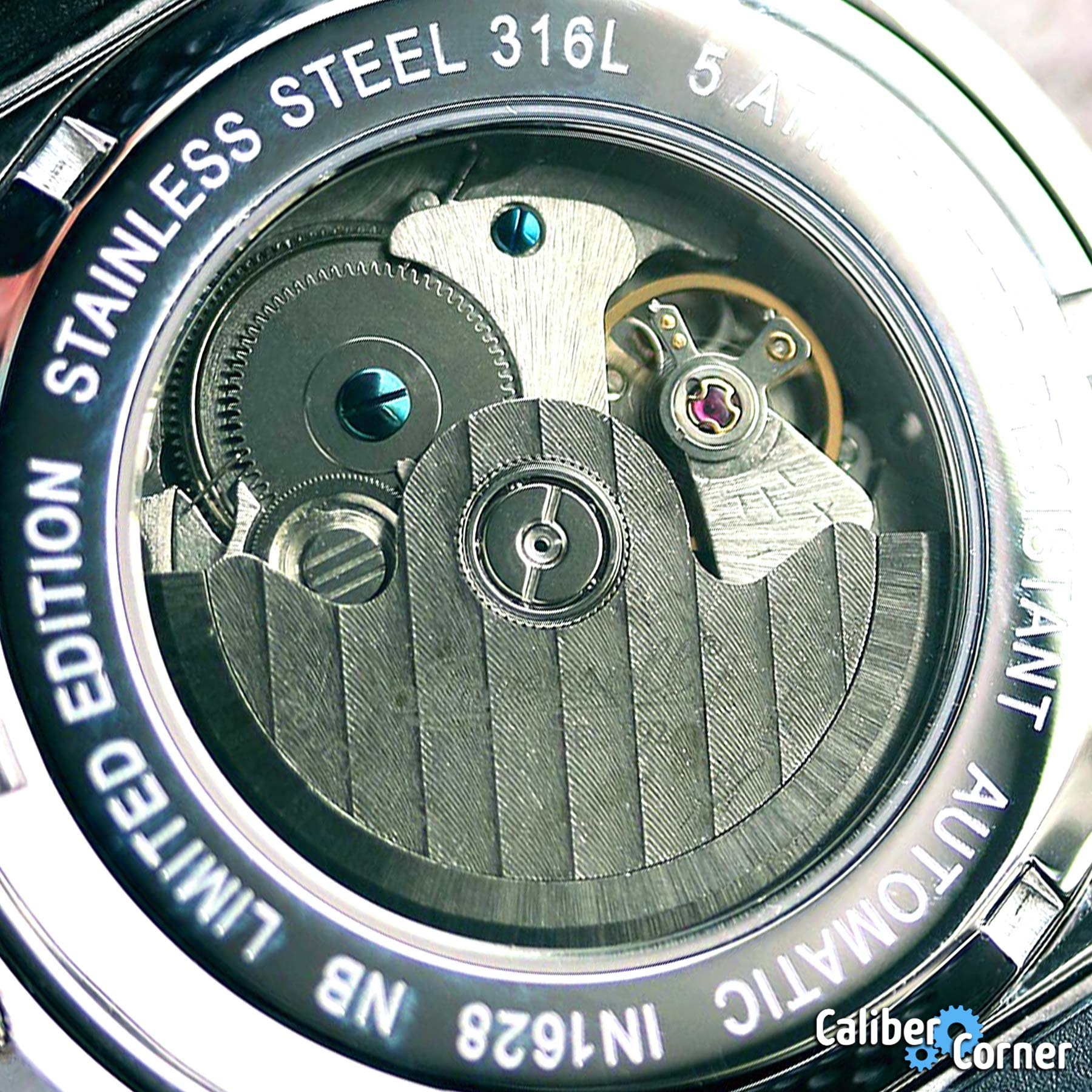 Ingersoll Caliber 520