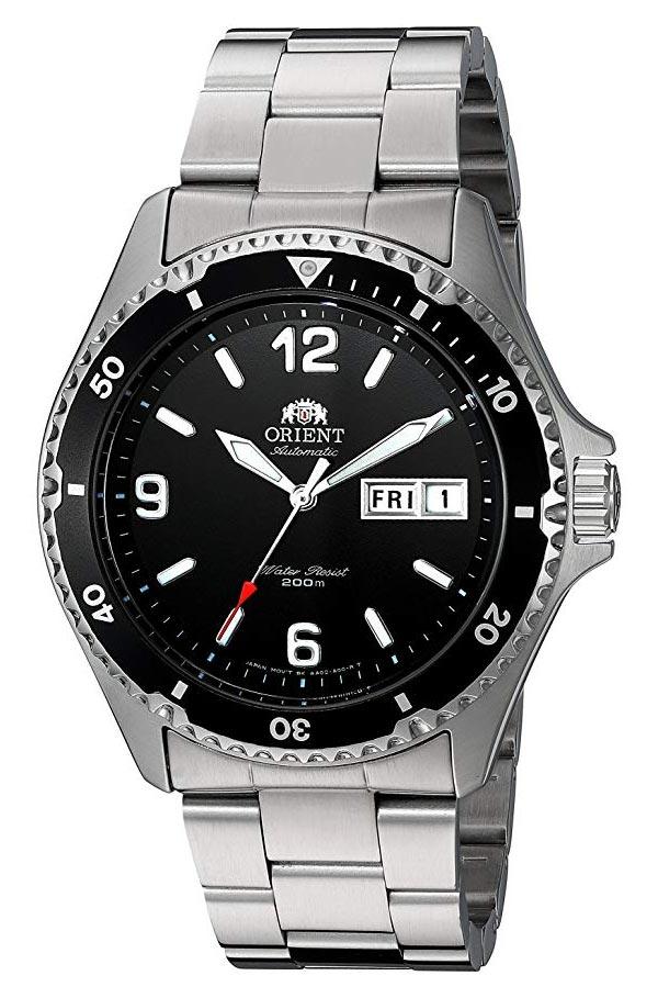 Orient Mako Ii Black F6922