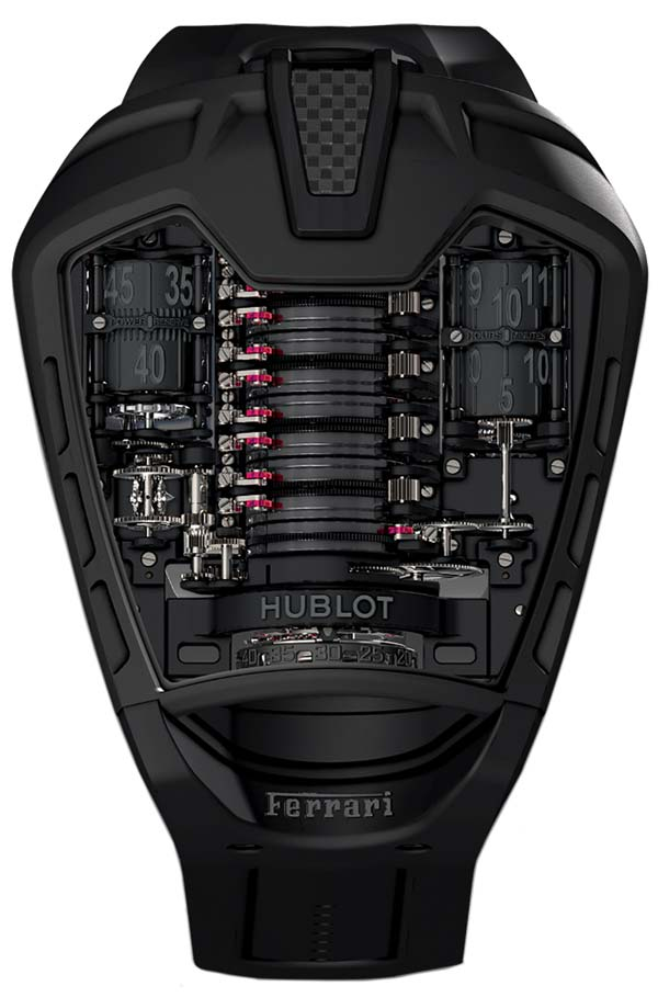 Hublot Mp 05 Laferrari Blackout