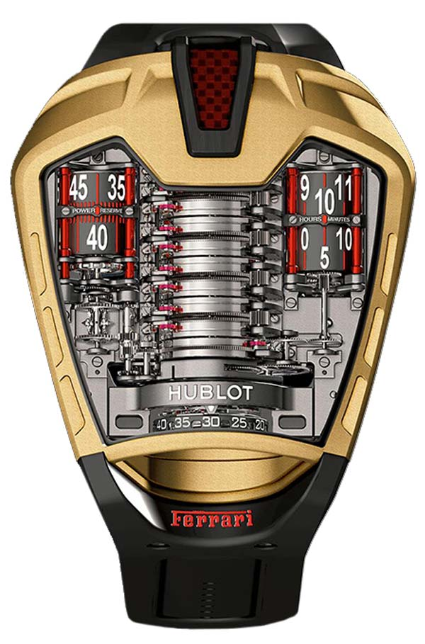 Hublot Mp 05 Laferrari Gold 905vx0001rx