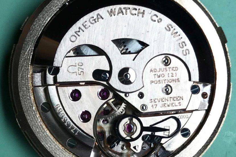 Omega Caliber 570