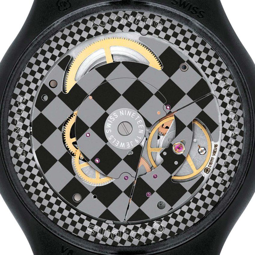 Swatch Caliber Sistem51