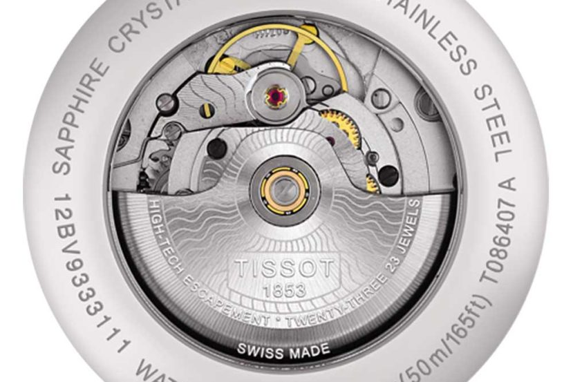 Tissot Caliber Powermatic 80