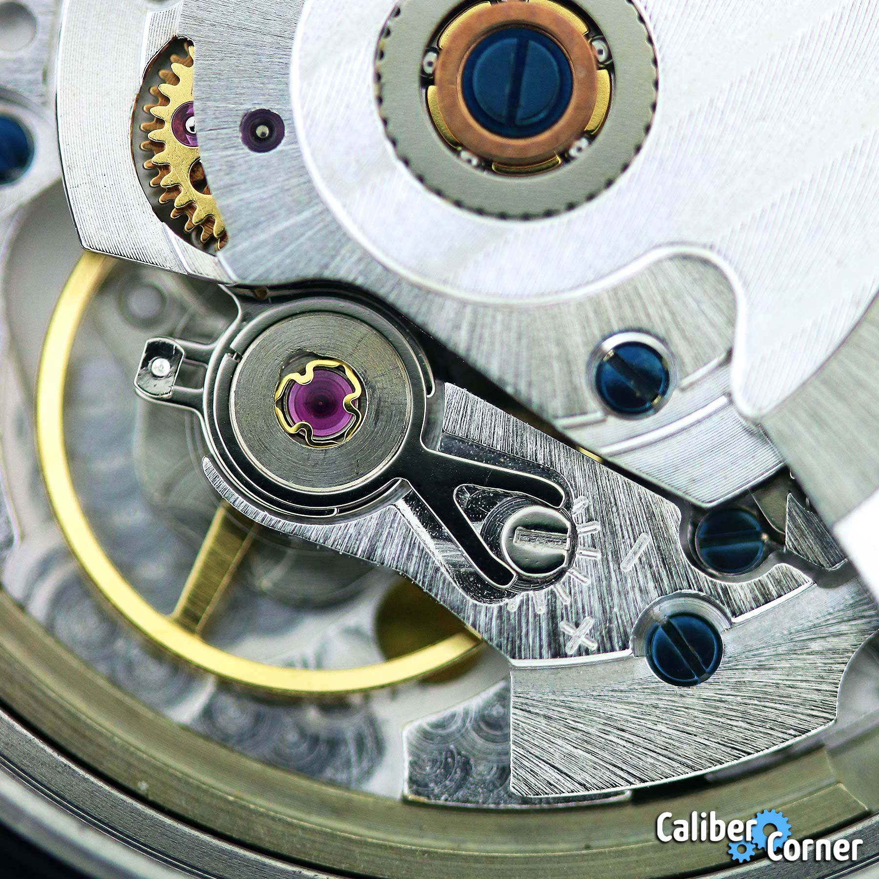 Ginault Caliber 7275 Regulator