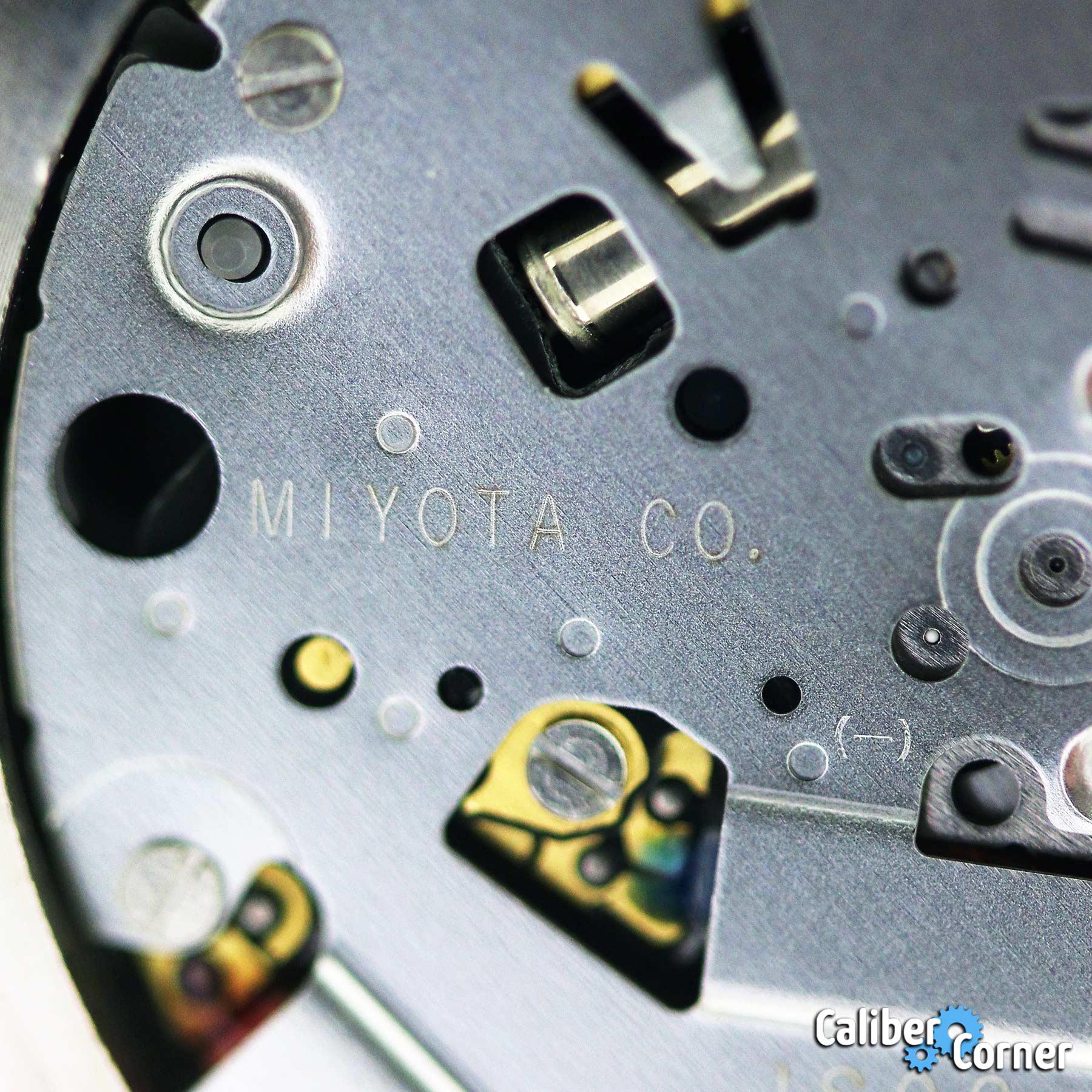 Miyota Js06 Macro