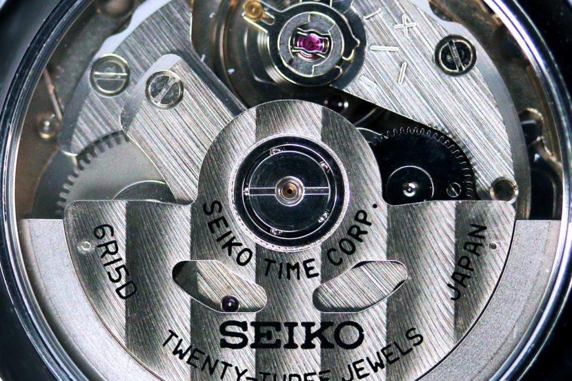 Seiko Caliber 6r15d