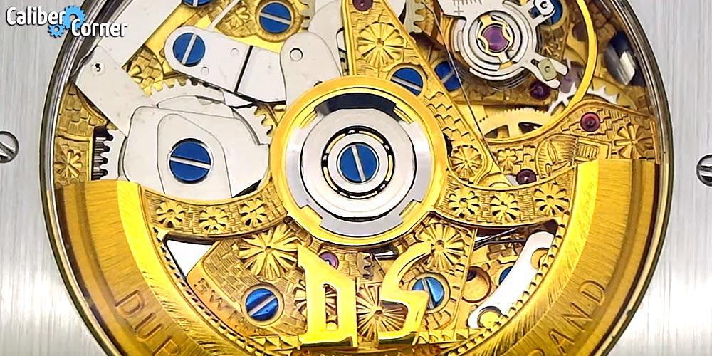 Dubeywatch Gold Eta 7751