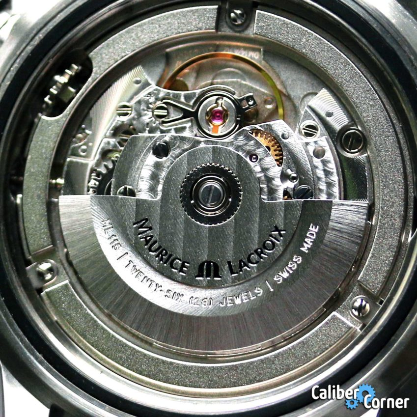 Maurice Lacroix Caliber Ml115