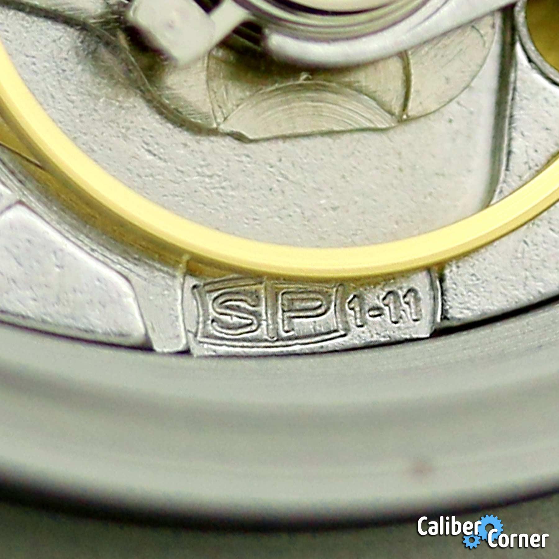 Stp Caliber Stp1 11 Macro Logo
