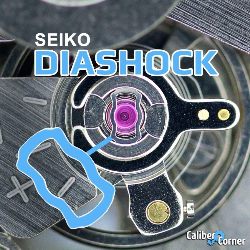 Seiko Diashock